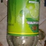 Рукомойник из бутылки